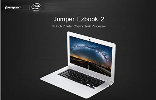 激安通販の ジャンパーEzbook 2 14.0 '' LED B07MKM8TRL 64 FHD 10000mAh UltrabookノートブックWindows 2 10 Intel Cherry Trail X 5 Z 8350クアッドコア4 GB + 64 GBラップトップHDMI B07MKM8TRL, 内装応援団:47c89ff6 --- movellplanejado.com.br