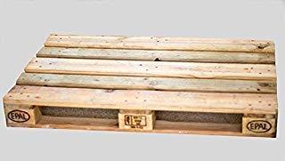 Palets Madera para Muebles, Medida 120 x 120 y 120 x 80 (Precio PROMOCION) (80 x 120)