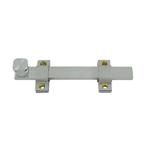 Deltana 6SSB32D Stainless Steel 6-Inch Heavy Duty Security Bolt