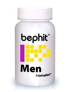 Bephit Men Muira Puama + Maca + L-Arginina + Ginseng 525 Mg Suplemento -
