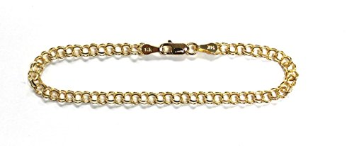14Kt 14K Yellow Solid Gold 8