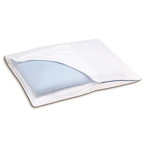 Serta 2 in 1 Reversible Gel Memory Foam Pillow