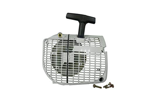 EngineRun Recoil Rewind Pull Start Starter Cover Assembly for Stihl 064 066 MS640 MS660 Chainsaws OEM 11220802110 Ships from The USA 1122-080-2110
