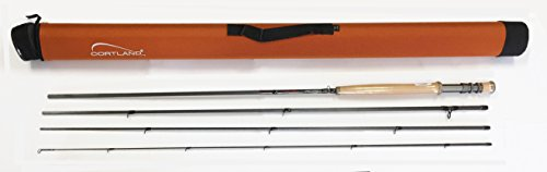 Cortland Line Competition Nymph Fly Rod 10 foot 4 weight ...