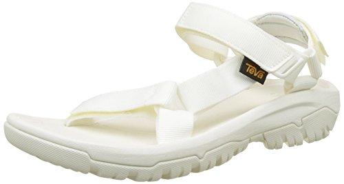 Ouvert White Femme Blanc W Teva Hurricane Sandales Bright Xlt2 Bout zXgq4