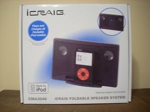 iCraig CMB3210 Speaker System for iPhone/iPod by Craig