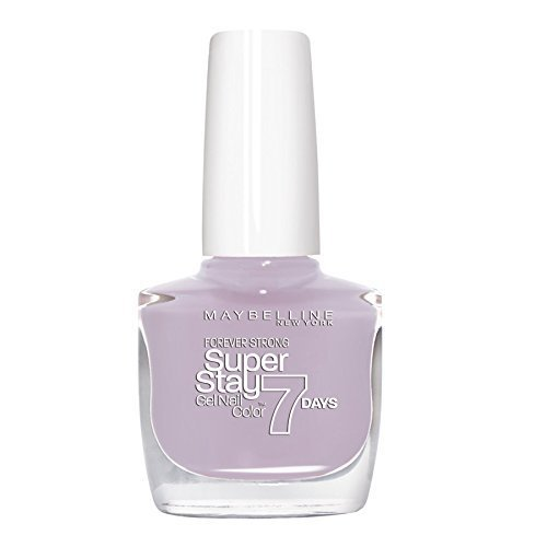 Maybelline Forever Strong Super Stay 7 Days Gel Nail Color (210 Eternal Lilac) by Maybelline
