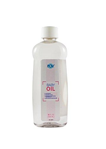 P.O.V. Baby Oil, 15 Fl Oz (Pack of 6) by P.O.V.