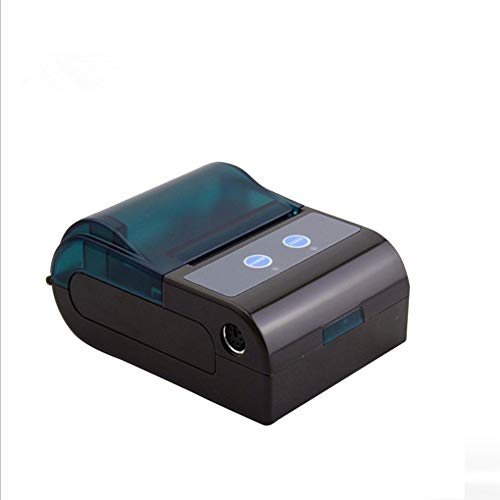 58mm Thermal Printer Bluetooth Wireless Network Fast Portable Receipt Machine POS Command (3 Network Thermal Receipt Printer)