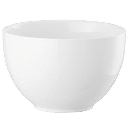 Thomas Sunny Day Cereal Bowl, Porcelain, ROK-White, Dishwasher Safe, 12 cm, (Rosenthal Sunny Day)