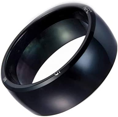 UPANV Smart Ring Fashionable Design Wearable Device Multifunction NFC Magic Ring Waterproof11