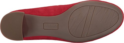 huge surprise cheap price factory outlet Anne Klein AK Sport Women's Happy Suede Pump Red Suede PI4bFCNY