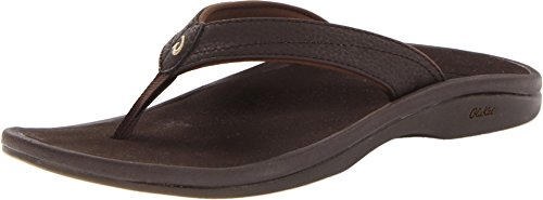 OLUKAI Women's Ohana W, Dark Java, 5 B - Medium