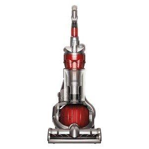 Dyson DC24 Ball Multi Floor Upright Vacuum Cleaner - Elegant Red Edition