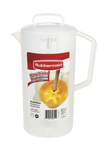 Rubbermaid Mixing Pitcher Translucent White product image