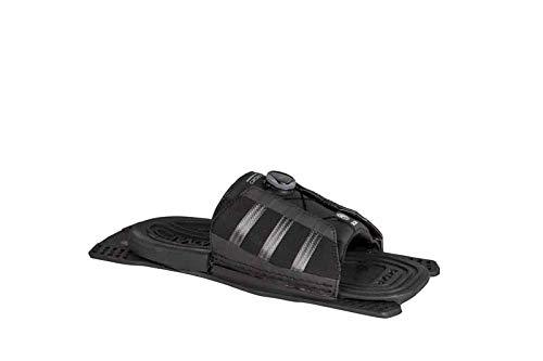 RADAR Water Ski Adjustable Rear Toe BOA - Carbon/Black - Feather Frame (2019)