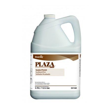 Diversey PLAZA PLUS Hard Surface Sealer/Finish (04168), 1 - Granite Plaza