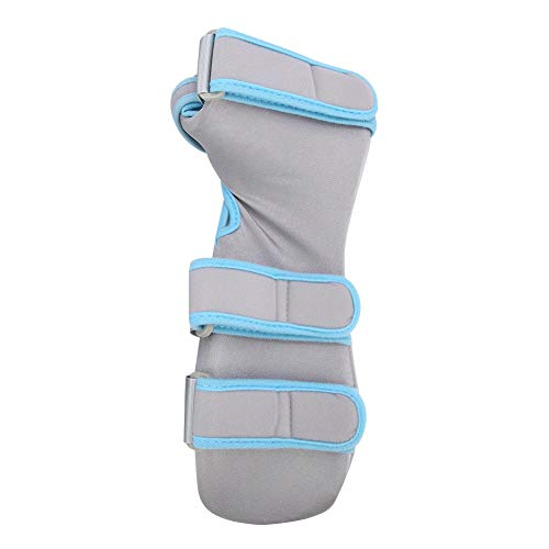 Fractures Wrist (Adjustable Breathable Wrist Brace Hand Support Fracture Ligament Injury Arm Protection Strap (Color : Right))