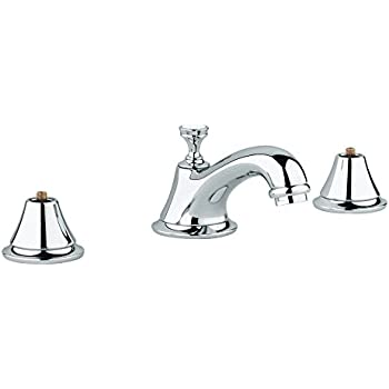 Grohe 20801000 Geneva 2-handle Bathroom Faucet - 1.5 GPM - Touch ...