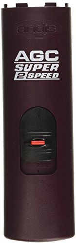 Andis AGC 2-Speed Clipper Replacement Top Housing, Red