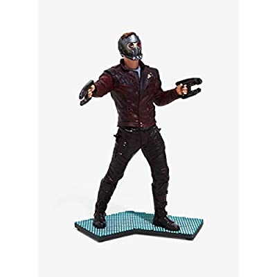 Hot Topic Marvel Guardians of The Galaxy Vol. 2 Star-Lord Collectors Gallery Statue: Toys & Games
