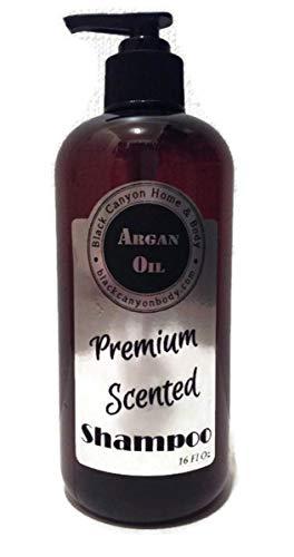 (Black Canyon Green Tea & Lemongrass Argan Oil Shampoo, 16 Oz)
