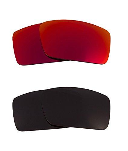 Best SEEK Replacement Lenses Oakley GASCAN S - Polarized Black - Cheap Gascan Oakley Lenses