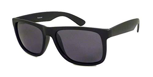 RETRO 80s Matte Polarized Shades Sunglasses