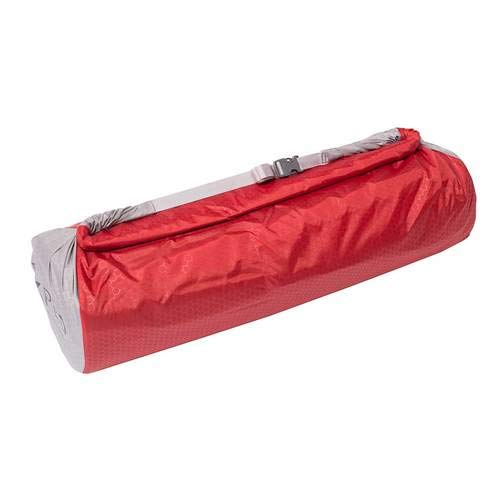 Exped Sidewinder Sleeping Pad Replacement Storage and Carrying Bag for Megamat Pads (Ruby Red, 82x21 (Megamat 7.5 LXW and 10 LXW)) by Exped