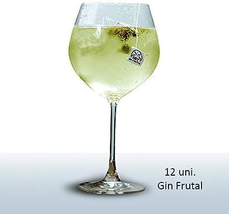 Aromas Naturales para tónicas y Ginebra Premium. Para tus fiestas, party, el mejor regalo,12 Bolsas