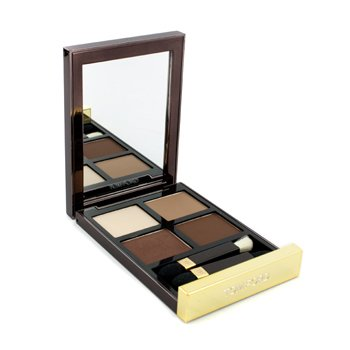 Tom Ford Eye Color Quad # 03 Cocoa Mirage 10G/0.35Oz by Tom Ford
