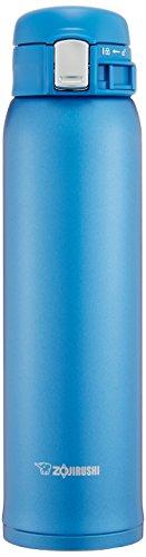 Zojirushi SM-SD60AM Stainless Steel Mug, 20 oz, Matte Blue