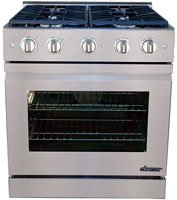 "Dacor Distinctive DR30GIFSNG 30"" Slide-In Gas Range for sale  Delivered anywhere in USA"