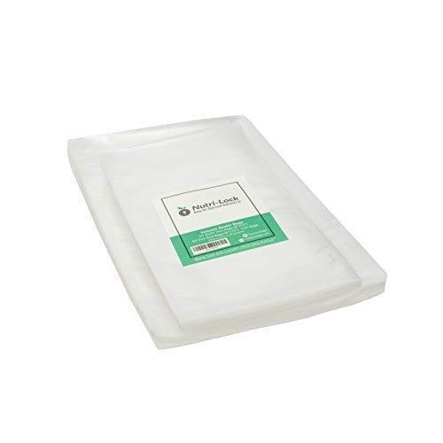 Nutri-Lock Vacuum Sealer Bags. (...