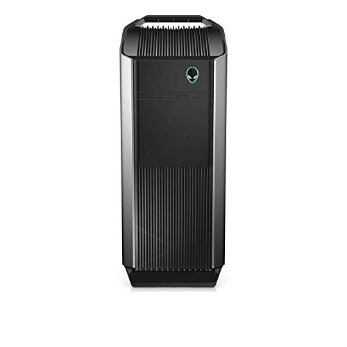 Alienware Gaming PC Desktop Aurora R7 - 8th Gen Intel Core i7-8700, 16GB DDR4 Memory, 2TB Hard Drive + 32GB Intel Optane, NVIDIA GeForce GTX 1080 8GB GDDR5X, Windows 10 64 bit