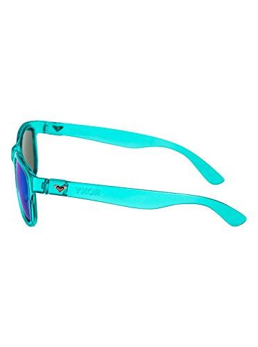 Blue Ml Mujer Gafas Tur Aqua sol de ERJEY03049 para Roxy Runaway Shiny Crystal ZqzgygwTp