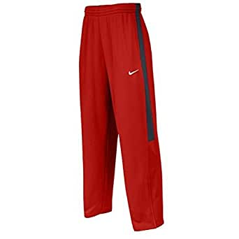 Image Unavailable. Image not available for. Color: Nike Men's Team League  Pants (Small, Scarlet/Anthracite)