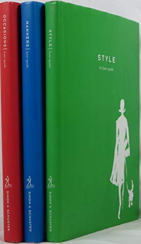 Manners; Occasions; Style (3 Volume Set)