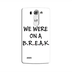 Cover It Up - B.R.E.A.K LG G3 Hard Case