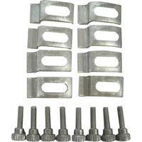 Mintcraft Clip/Screw Scrn/Strm Door Alum BHA-0043L