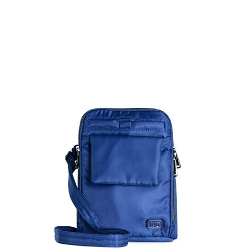(Lug Women's Pitter Patter, Cobalt Cross Body Bag, Blue, One Size)