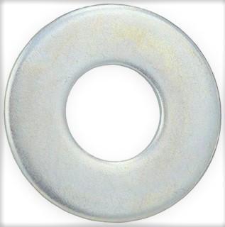 BCP417 100 Qty #12 Zinc Plated SAE Flat Washers BCP Fasteners