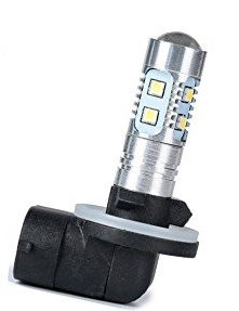 Golf Headlight Replacement - EZGO (1994-Up) Gas/Electric Golf Cart Light Replacement LED Headlight Bulb