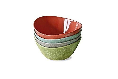 overandback 819393 Essentials Bowl Set of 4, ()