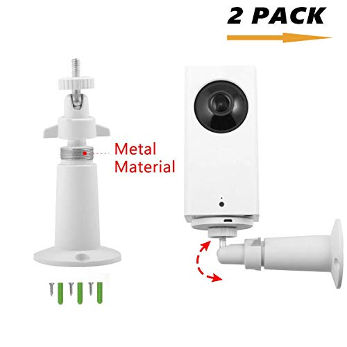 Pack of 2) Wyze Cam Pan Wall Mount Ceiling Mount Stand