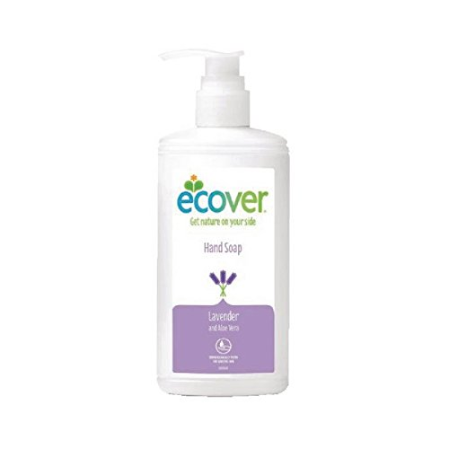 ECOVER 604252 Hand Soap Pump Dispenser, 250 mL (Pack of 2) CPD03005