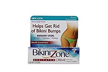 Bikini Zone Medicated Creme for Bikini Area 1 oz