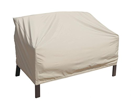 Treasure Garden Protective Patio Furniture Cover CP122 Loveseat Glider - Protective Furniture Covers by Treasure Garden