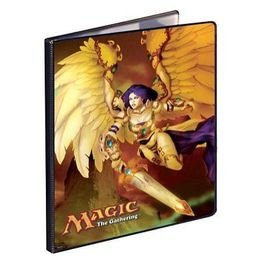Ultra Pro The Magic the Gathering (MTG) Akroma, Angel of Wrath - Combo Portfolio Album (4 Pocket Trading Card - Pocket 4 Portfolio Album