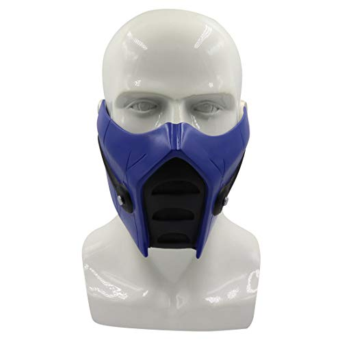 Sub Zero Alt Costumes - Cafele MK11 Sub Zero Mask Replica